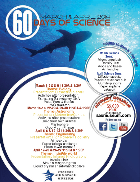 60 days of science