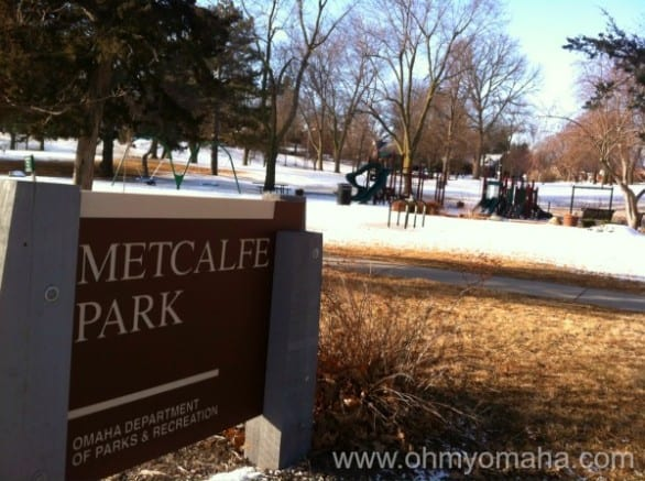 Metcalf Park in Midtown Omaha will have a Little Free Library soon!