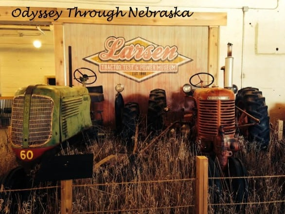 Among the places in Lincoln to visit with kids is the University of Nebraska-Lincoln Tractor Test Museum. Photo courtesy Odyssey Through Nebraska.