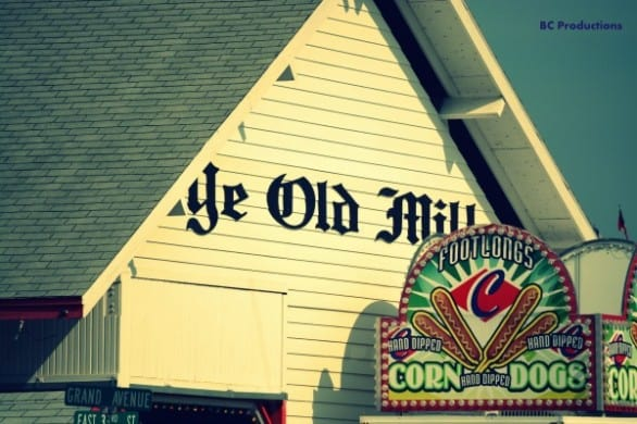 Behold, Ye Old Mill.