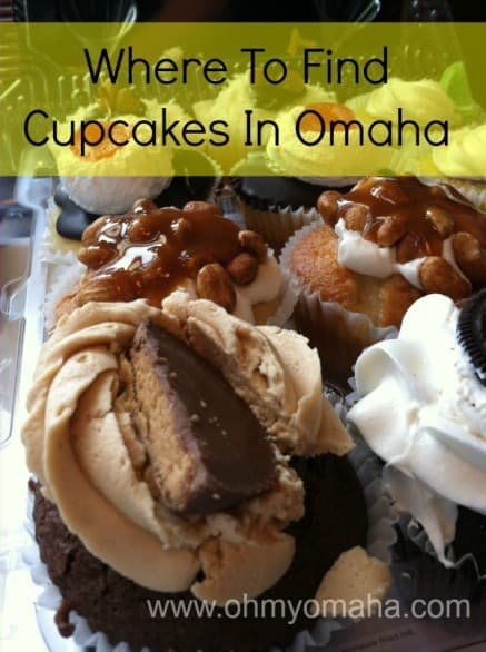 Cupcakes in Omaha
