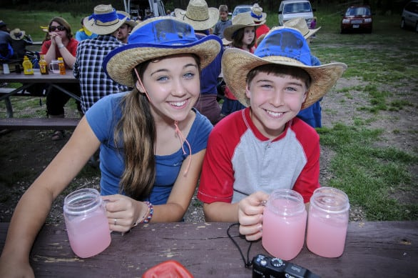 The Blue Bell Chuckwagon dinner at Custer State Park. Photo courtesy South Dakota Tourism