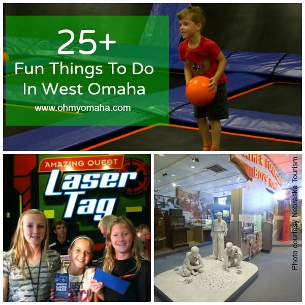 25 Things To Do With Kids In West Omaha Ohmy Omaha