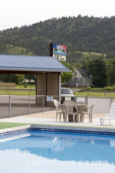 The Hills Inn in Hot Springs, South Dakota