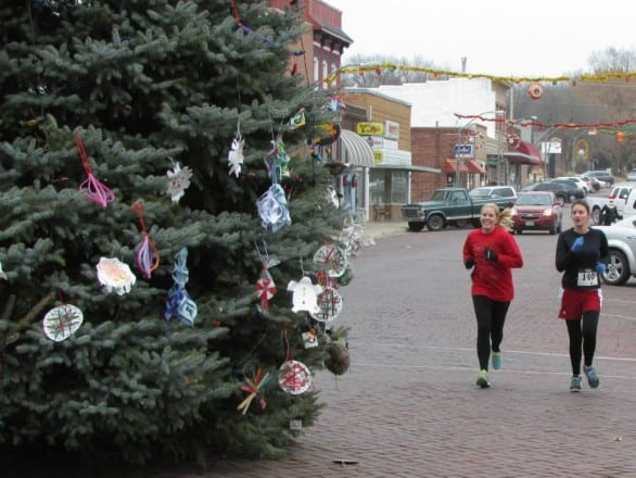 The Tannenbaum Trot in Syracuse takes place on Dec.