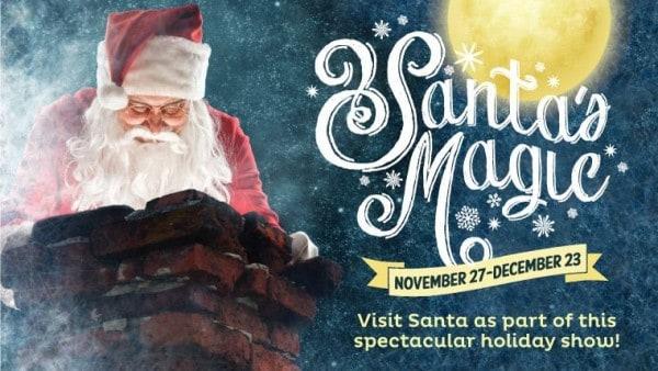 Santa's Magic at Omaha Children's Museum