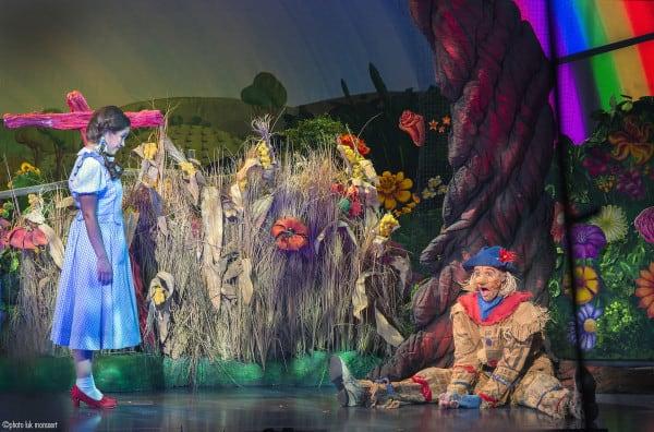"""The Wizard of Oz"" will run at Omaha's Orpheum Theater December 8-13, 2015. Photo by Luk Monsaert"