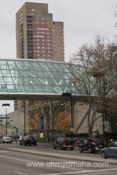 Take the Link from Kansas City attractions like Union Station and Crown Center.