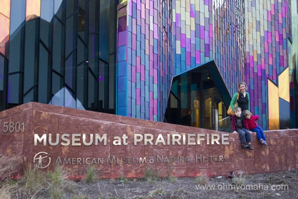 The Museum at Prairiefire in Overland Park, Kan.