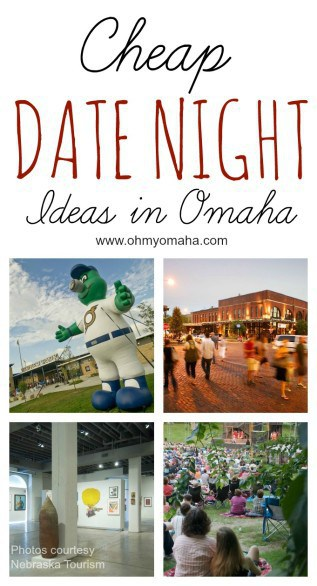 Omaha Date Night Collage 1