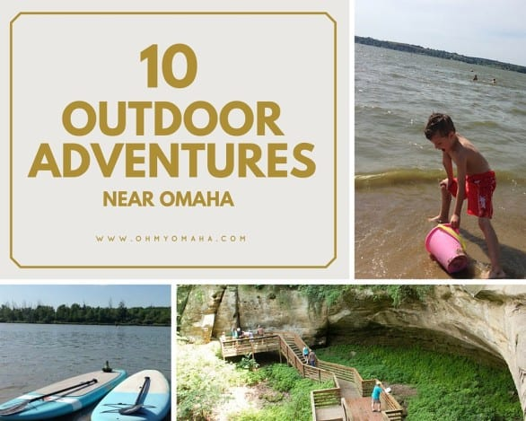 Outdoor adventures near Omaha