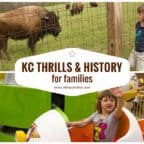 Kansas City thrills and history for families