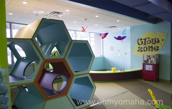The Grow Zone at Lincoln Children's Museum is a new area for children 3 and younger.