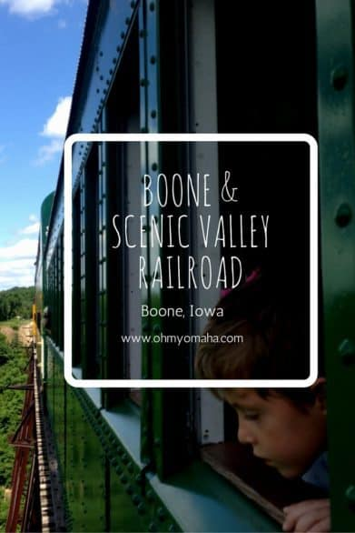 Boone & scenic valley railroad title