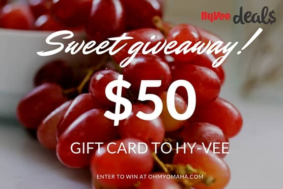 Sweet giveaway!