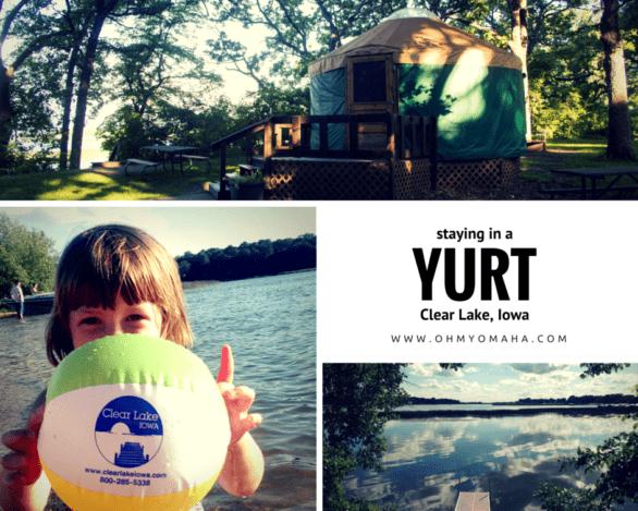 Yurt Clear Lake title
