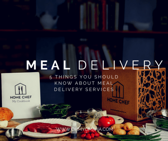 Home Chef Meal Deliver Service
