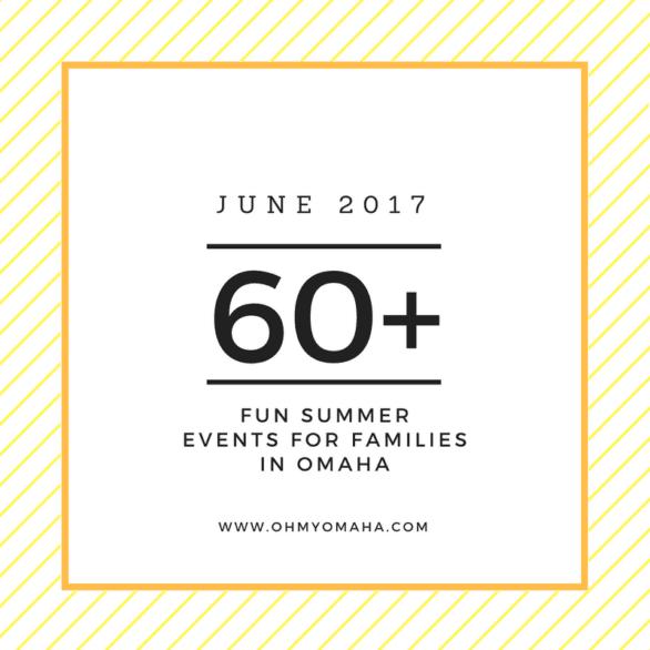 summer events Omaha