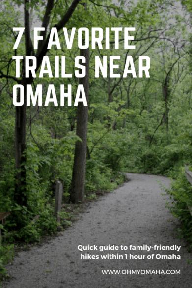 7 favorite trails near omaha ohmy omaha