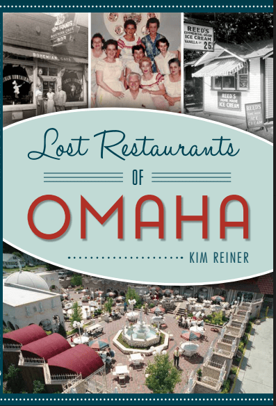 Lost Restaurants of Omaha cover